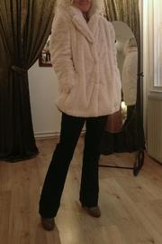 Faux-fur Soft Coat