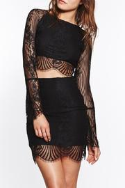 For Love And Lemons Lolo Lace Skirt
