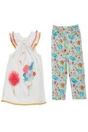 Flamingo Tunic/leggings Set