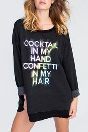 Cocktails & Confetti Sweatshirt