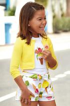 Ice-cream Cotton Shorts