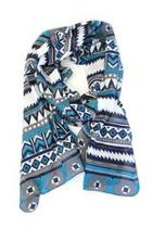 Cotton Tribal Scarf