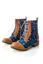 Guaraní Laceup Boot
