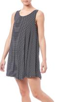 Striped Swing Dress