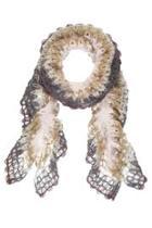 Open Knit Scarf