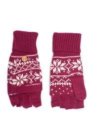 Snowflake Convertible Gloves