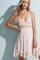 Flower Crochet Breeze-dress