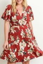 Selena Empire Dress
