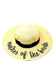 Mother-of-the-bride Sun Hat