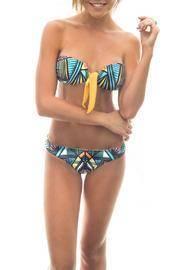 Lady Boss Yellow Bikini