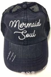 Mermaid Soul Hat