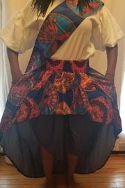 Wax African Fabric