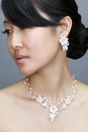 Wedding Necklace-set Rhinestones