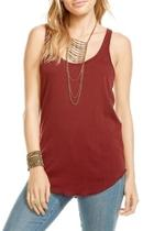 Ruby Racerback Tank Top