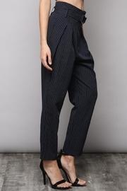 Cigarette Stripe Pants