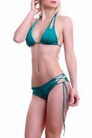 Zara Triangle Bikini Top