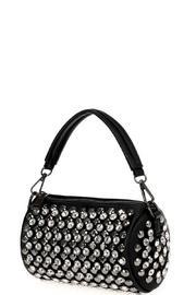 Rhinestone Baguette Shoulder Bag