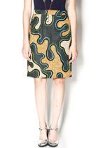 Kamo Pencil Skirt
