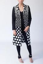 Long Dots Jacket