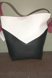 Black/white Handbag