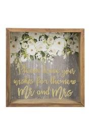 Wedding Wishes Bank
