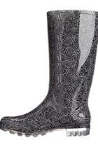 Rain Boots Tribal