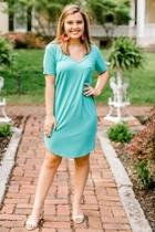 Seaglass Tshirt Dress