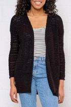 Oversize Light Cardigan