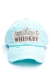 Sunshine Whiskey Cap