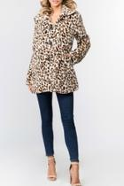 Long Cheetah Jacket