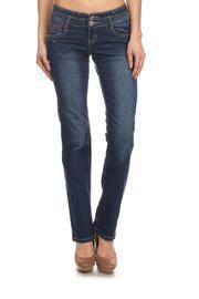 Jean Butt Lift Jeans
