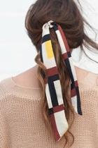 Tribal Hair Scarf