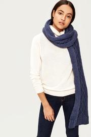 Chunky Knitwear Scarf