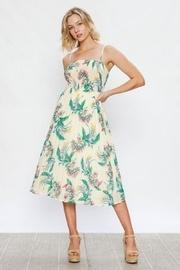 Tropical Cream Midi