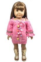 Pink Doll Dress