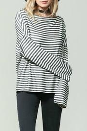 Striped Longsleeve Top