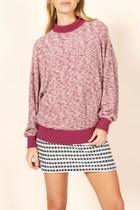 Brushed Pink Sweater