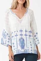 Paccia Cotton Tunic