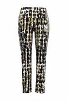 Safari Print Pants