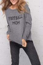 Football Mom Sweater