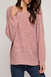 Rosie Cheeks Sweater