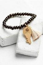 Inspirational Key Bracelet