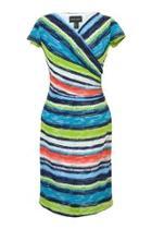 Bright Stripe Dress