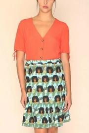 Faces Skirt