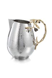Olive Branch Gold Olive Oil Dispenser