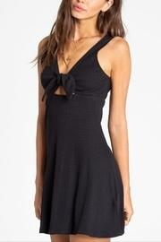 Breezy Black Dress