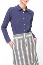 Boyfriend Buttondown Shirt
