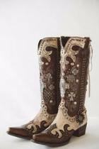 Ammunition Cowgirl Boot