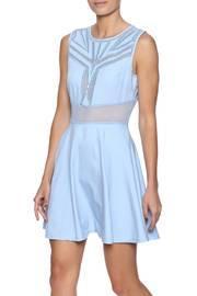 Sky Blue Tea Dress
