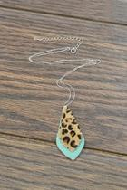 Sterling-silver-chain Necklace